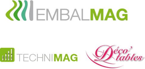 Embalmag - Technimag - Déco tables